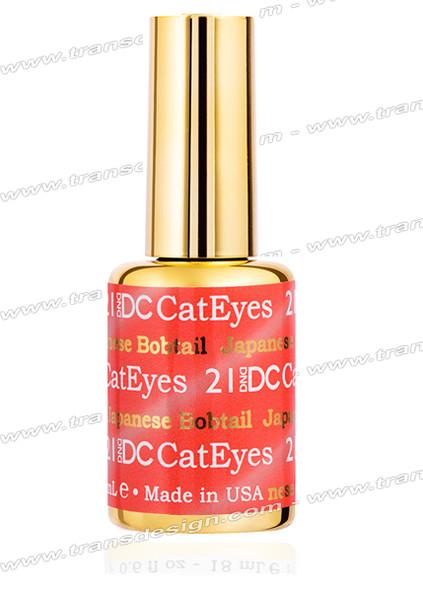 DND DC - Cat Eyes Japanese Bobta #21 0.6oz.