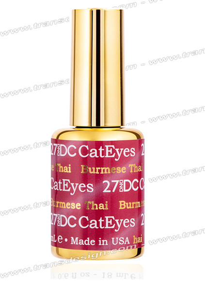 DND DC - Cat Eyes Burmese Thai #27 0.6oz.
