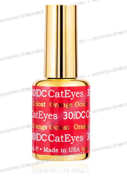 DND DC - Cat Eyes Orange Ocicat #30 0.6oz.