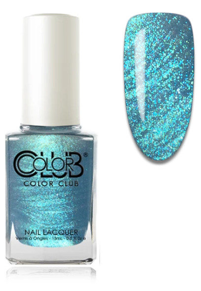 COLOR CLUB NAIL LACQUER -  Throwing Shade
