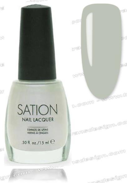 SATION Nail Lacquer - White Opal 0.5oz