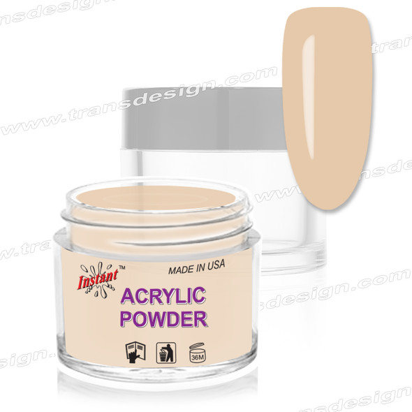 INSTANT ACRYLIC & DIP COLOR - OMBRE Cover Nude 2oz.