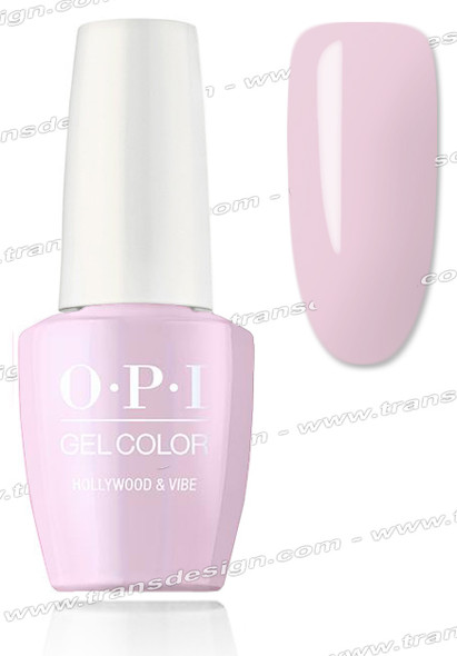 OPI GelColor - Hollywood & Vibe 0.5oz.