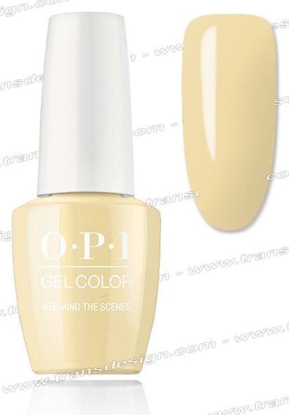 OPI GelColor - Bee-hind The Scenes 0.5oz.