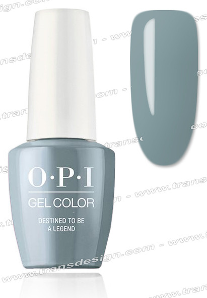 OPI GelColor - Destined To Be A Legend 0.5oz.