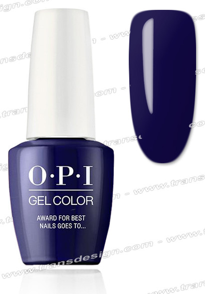 OPI GelColor - Award For The Best Nails Goes To.. 0.5oz.