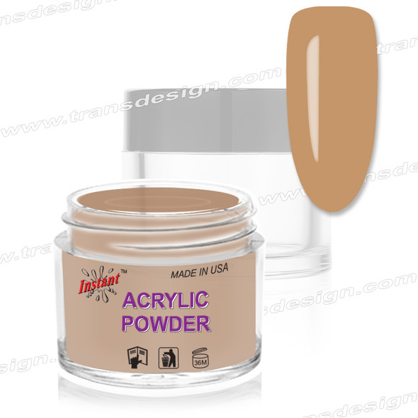 INSTANT ACRYLIC & DIP COLOR - NUDE Toffee 2oz.