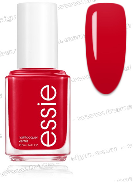 ESSIE POLISH - Not Red-y For Bed #490