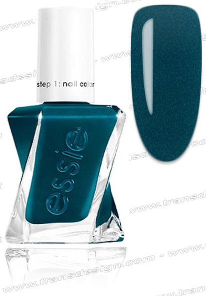 ESSIE GEL COUTURE - Jewels And Jacquard Only #402
