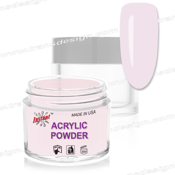 INSTANT ACRYLIC & DIP COLOR - OMBRE Baby Pink  2oz.