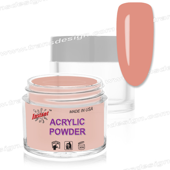 INSTANT ACRYLIC & DIP COLOR - Cover Peach 2oz.
