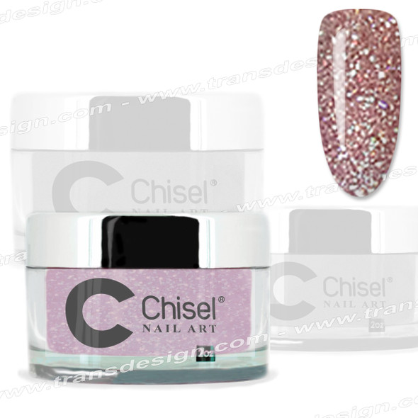 CHISEL Acrylic & Dipping Powder   GLITTER 6
