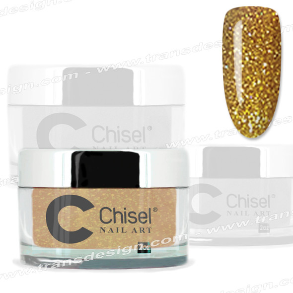 CHISEL Acrylic & Dipping Powder   GLITTER 8