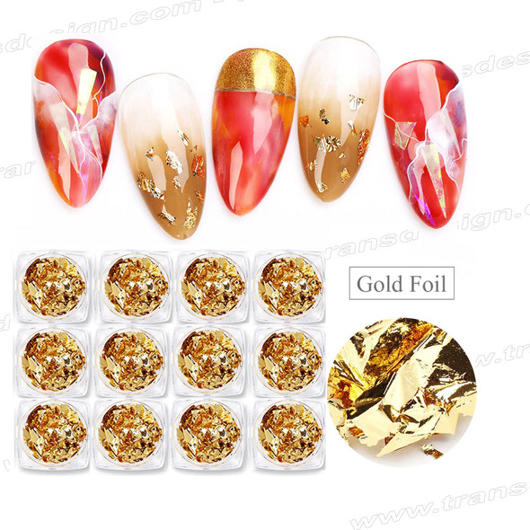 FOIL Ultra-thin Gold 12/Pack