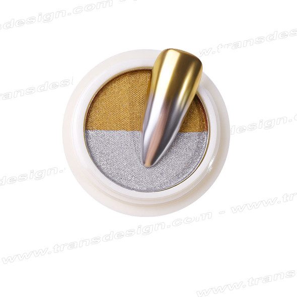 INSTANT Mirror Effect Silver & Gold #1
