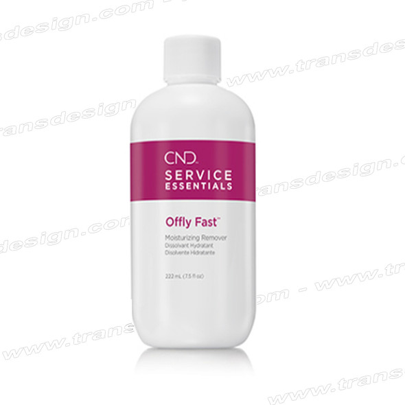 CND OFFLY FAST Moisturizing Remover