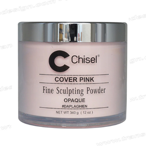CHISEL ACRYLIC POWDER Cover Pink (Opaque) 12oz.