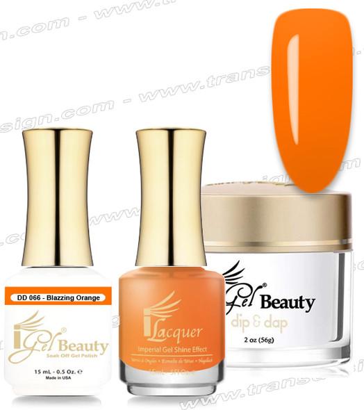 IGEL BEAUTY Blazzing Orange