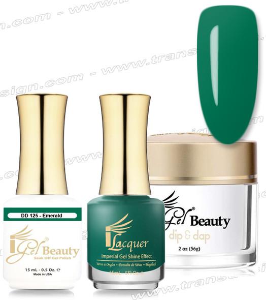 IGEL BEAUTY Emerald