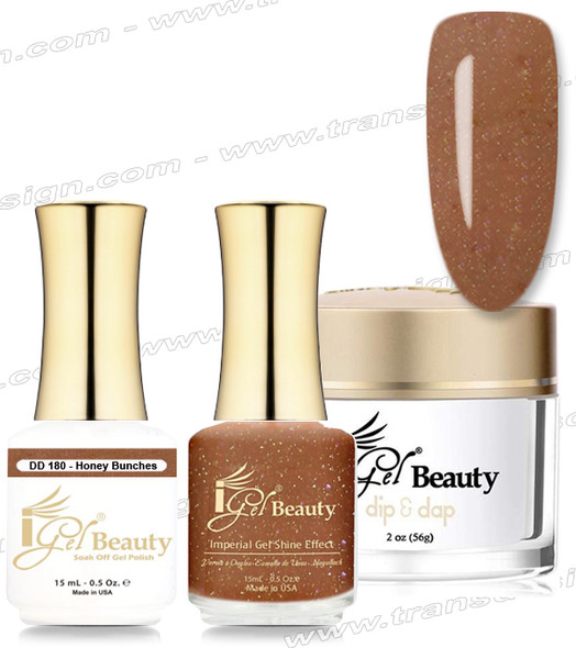 IGEL BEAUTY Honey Bunches