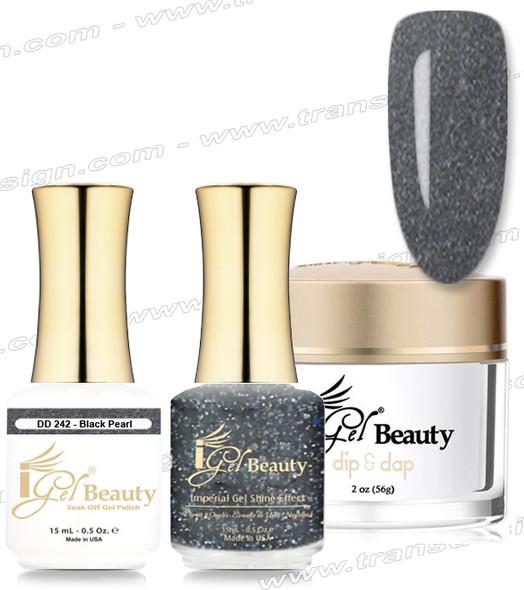 IGEL BEAUTY Black Pearl