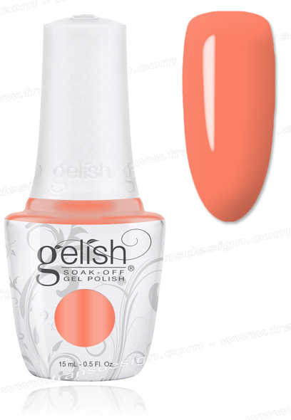 GELISH Gel Polish - Orange Crush Blush