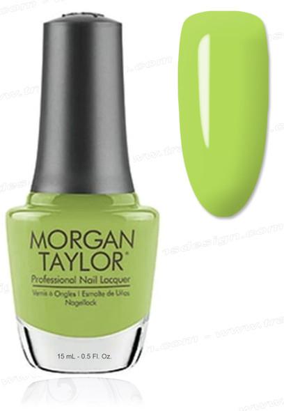 MORGAN TAYLOR  - Into The Lime-light 0.5oz.