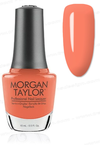 MORGAN TAYLOR  - Orange Crush Blush 0.5oz.