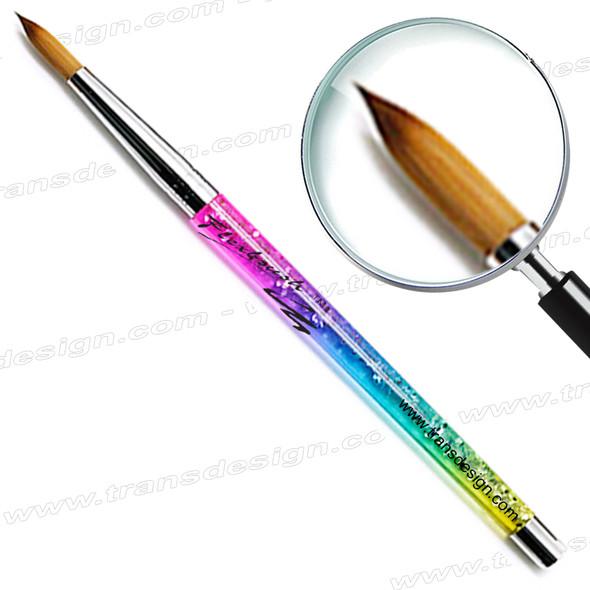 FLEXBRUSH Glitter Acrylic Brush