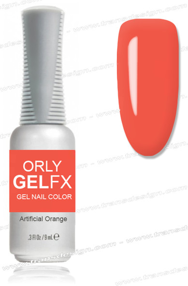 ORLY Perfect Pair Matching - Artificial Orange