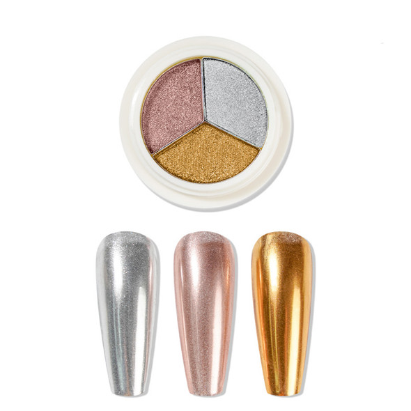 PIGMENT MIRROR Silver | Rose Gold | Gold #2