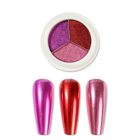 PIGMENT MIRROR Purple/Red/Lavender #8