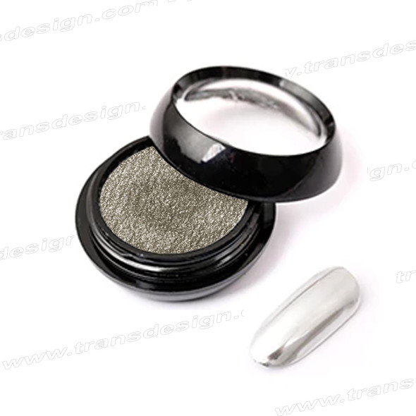 PIGMENT MIRROR Metallic Powder Silver #MCB12