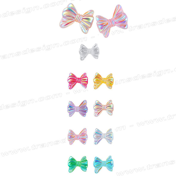 BOW Hologram Assorted 20 Count/Pack