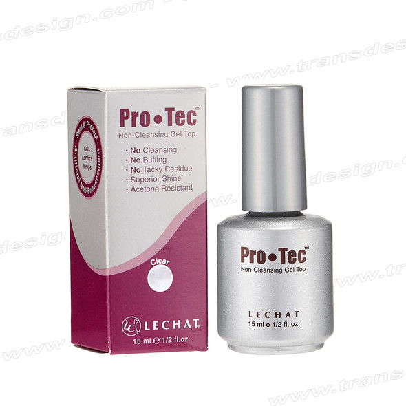 LECHAT ProTec Non-Cleansing Gel Top 0.5oz