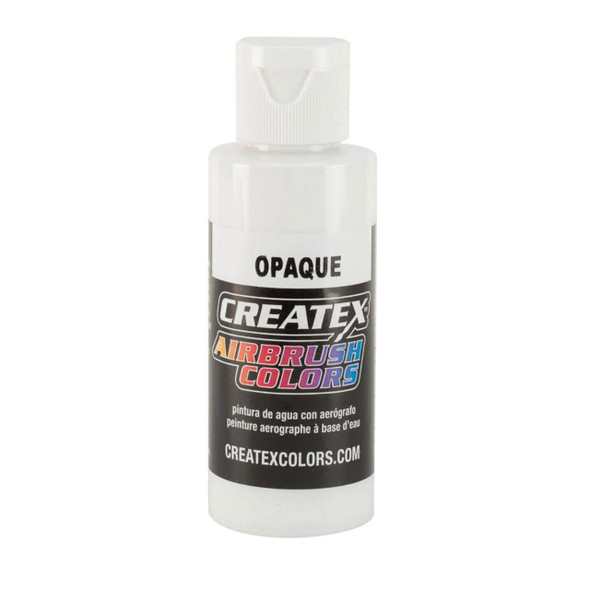 CREATEX Opaque White 2oz.