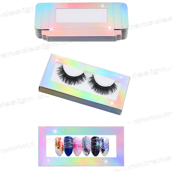 HOLOGRAM Display Box with Insert 10/Pack