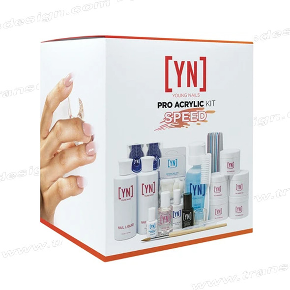 YOUNG NAILS Pro Acrylic Kit SPEED # 01039