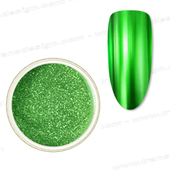 INSTANT PIGMENT Chrome Powder Green 1g.