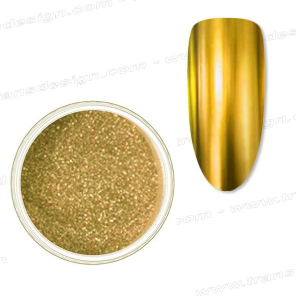 INSTANT PIGMENT Chrome Powder Dark Gold 1g.