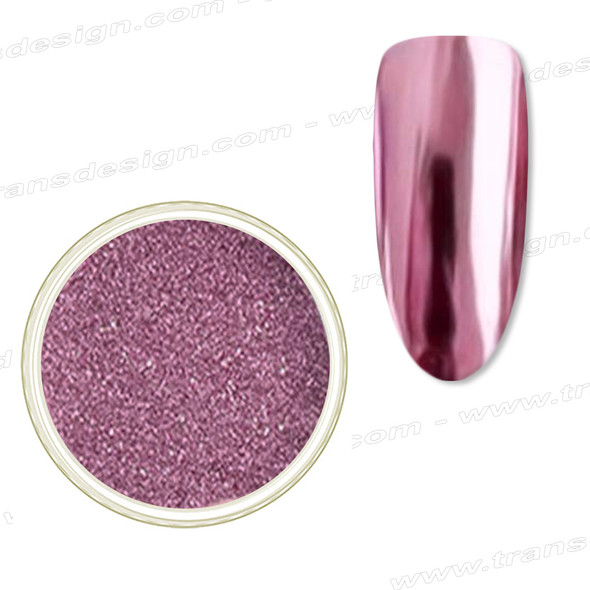 INSTANT PIGMENT Chrome Powder Light Pink 1g.