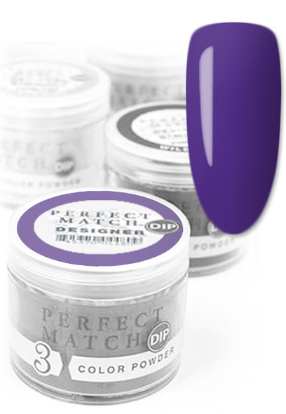 LECHAT Pefect Match Dip Powder - Purple Craze