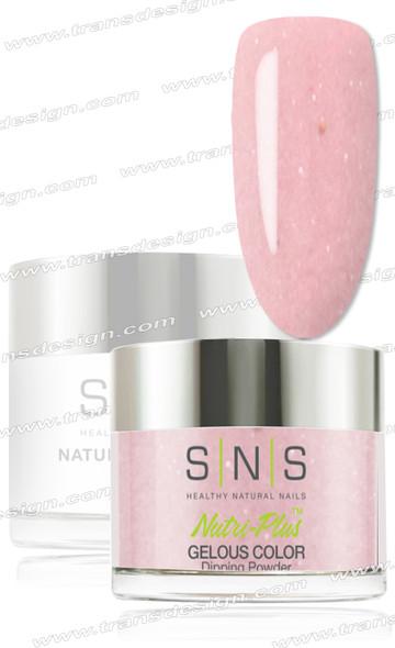 SNS Gelous Dip Powder - Love Letter Pink