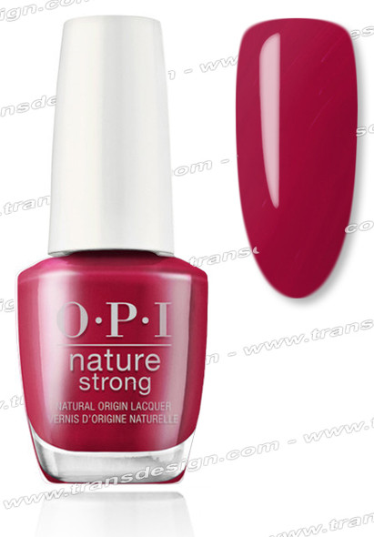 OPI Nature Strong -  A Bloom with a View