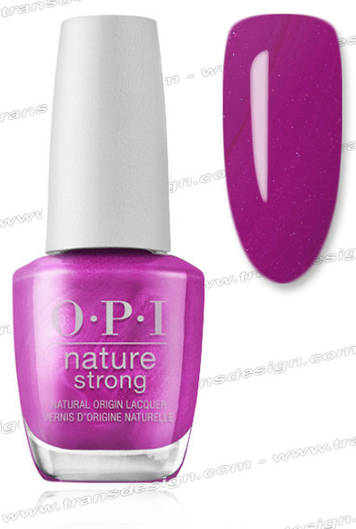 OPI Nature Strong -  Thistle Make You Bloom