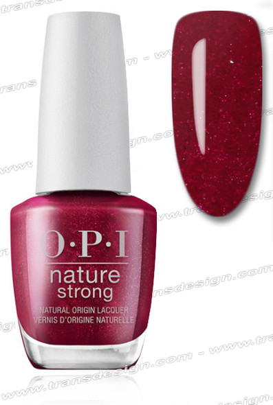 OPI Nature Strong - Raisin Your Voice