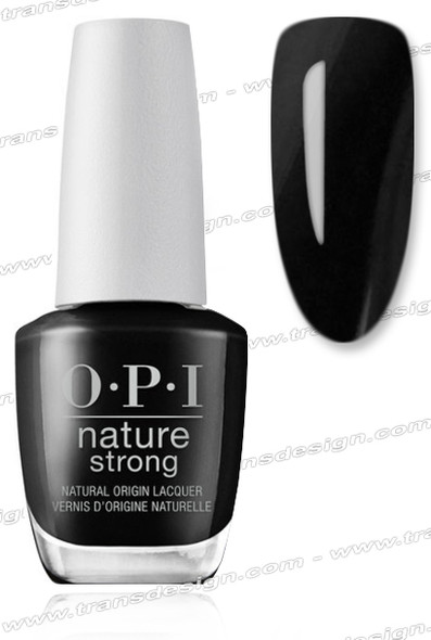 OPI Nature Strong - Onyx Skies