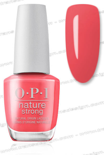 OPI Nature Strong - Once and Floral