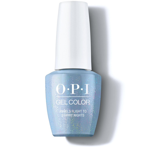 OPI GelColor - Angels Flight to Starry Nights 0.5oz.