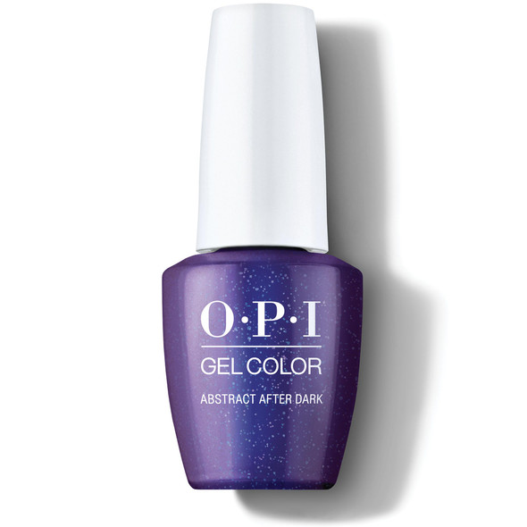 OPI GelColor - Abstract After Dark 0.5oz.